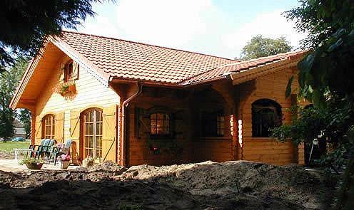 Chalet di legno l02 case di legno - Casa prefabbricata prezzi 2017 ...