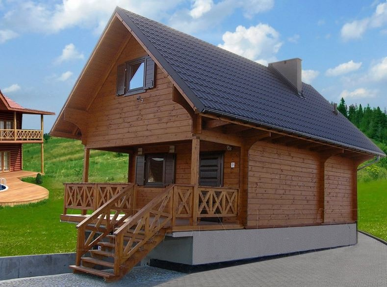 Case di legno prezzi chalet e case di legno abitabili for Case di legno confronta prezzi