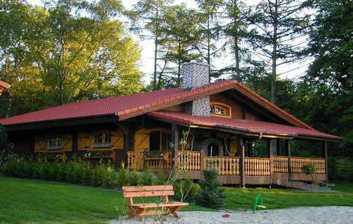 Case Prefabbricate Stile Francese : Casedilegnosr home case di legno chalet bungalow prezzi