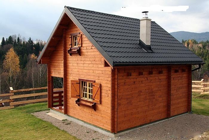 Chalet di legno l12 case di legno for Case di legno prezzi