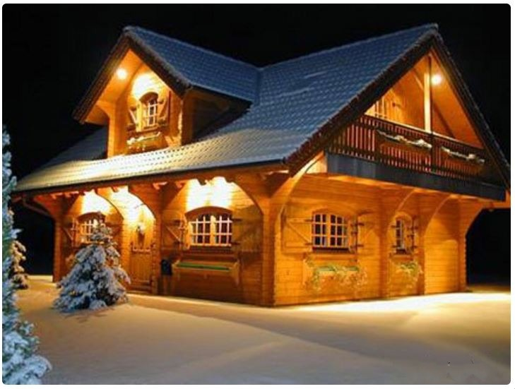 Case Di Montagna In Legno : Case di legno prezzi chalet e case di legno abitabili tel. 39