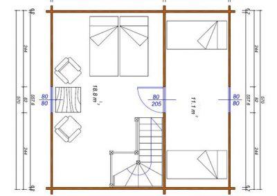 casedilegnosr prezzi chalet L26 (6)