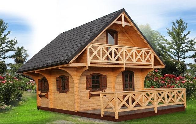 Case di legno prezzi chalet e case di legno abitabili for Case di legno vendita