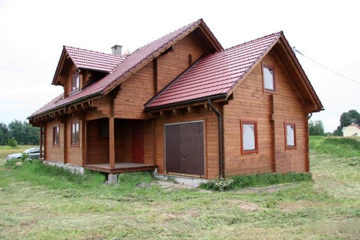 Case di legno prezzi chalet e case di legno abitabili for Foto di case in legno