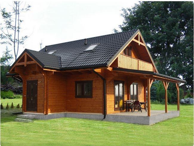 Prezzi di case in legno for Case legno romania prezzi